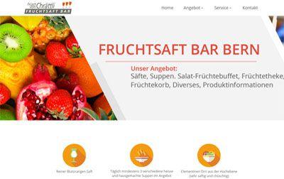 Fruchtsaftbar Bern