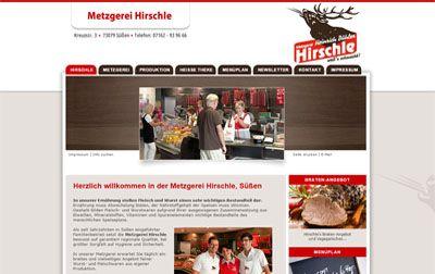 Metzgerei Hirschle